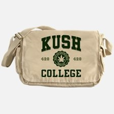 KUSH COLLEGE Messenger Bag