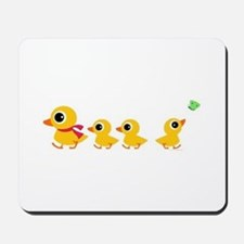 The distracted Duck Mousepad