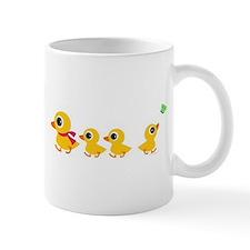 The distracted Duck Small Mug