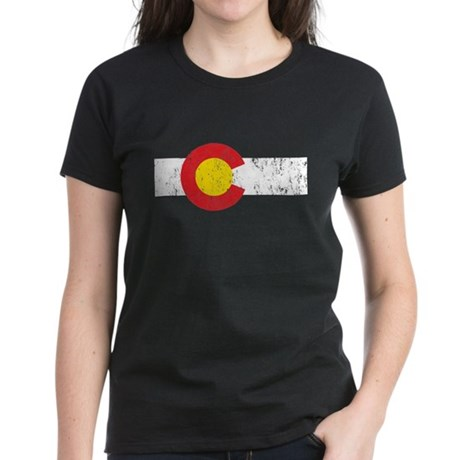 Colorado_darkshirt_left T-Shirt