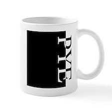 PYE Typography Mug
