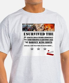 I Survived LA T-Shirt