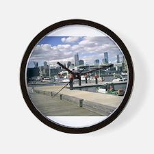 Cute Melbourne Wall Clock