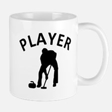 Curling Player Mug