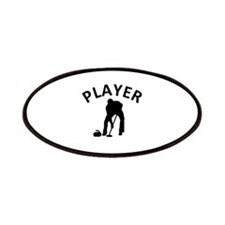 Curling Player Patches