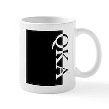 QKA Typography Mug