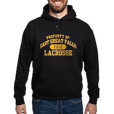 East Great Falls Lacrosse Hoodie