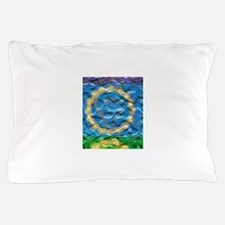 Heavenly Blue Pillow Case