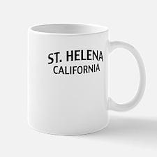 St. Helena California Mug