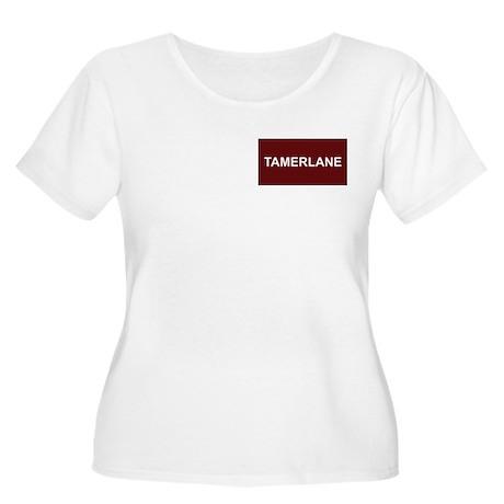 Tamerlane Women's Plus Size Scoop Neck T-Shirt