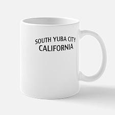 South Yuba City California Mug