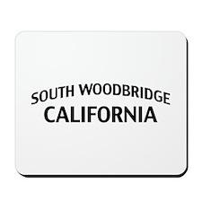 South Woodbridge California Mousepad