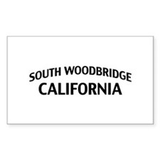 South Woodbridge California Decal
