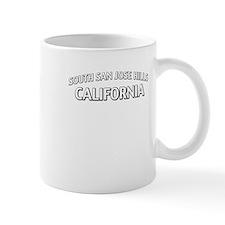 South San Jose Hills California Mug