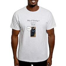 shrodinger cat T-Shirt