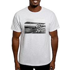 Weimaraner Sopwith Camel T-Shirt