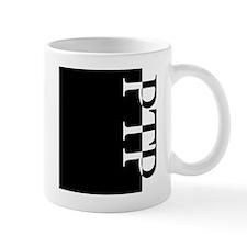 PTP Typography Mug