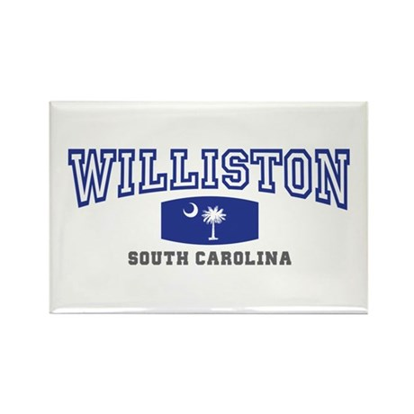 Williston South Carolina, SC, Palmetto Moon State