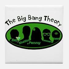 The Big Bang Theory Tile Coaster