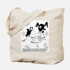 I Hate Artificial Ingredients Tote Bag