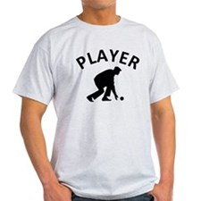Lawn Bowling Player T-Shirt