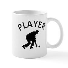 Lawn Bowling Player Mug