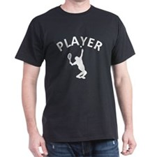 Lawn Tennis Player T-Shirt