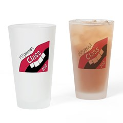 Dental Hygienist/Tech Drinking Glass
