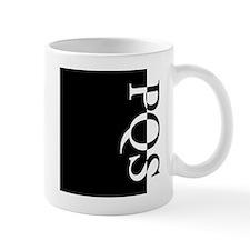 PQS Typography Mug