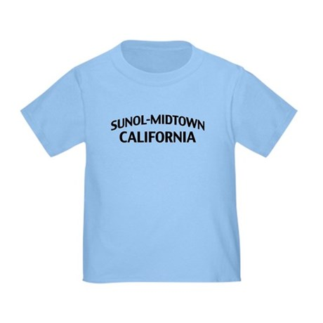 Sunol-Midtown California Toddler T-Shirt