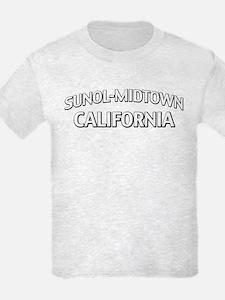 Sunol-Midtown California T-Shirt