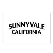 Sunnyvale California Postcards (Package of 8)