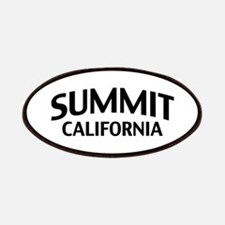 Summit California Patches