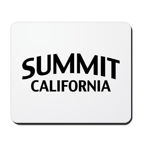 Summit California Mousepad