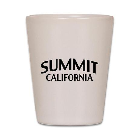 Summit California Shot Glass