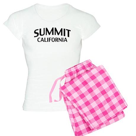 Summit California Women's Light Pajamas
