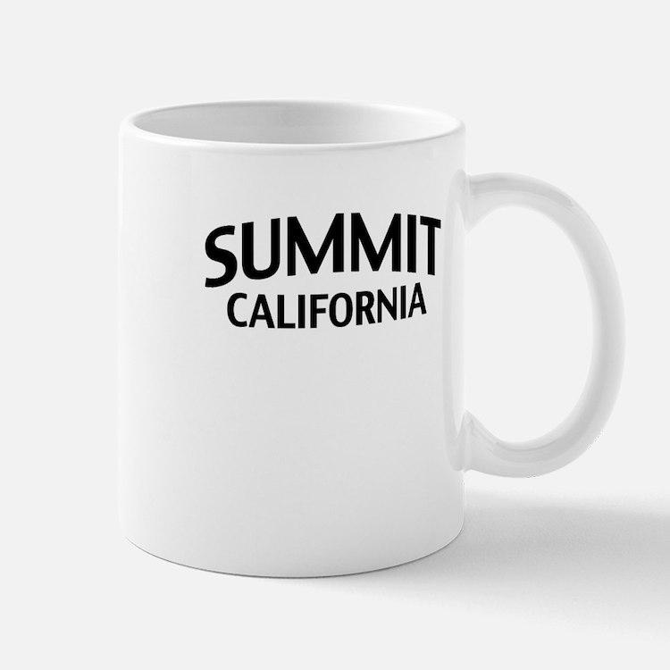 Summit California Mug
