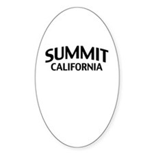Summit California Decal