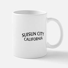 Suisun City California Mug
