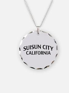 Suisun City California Necklace