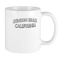 Stinson Beach California Mug