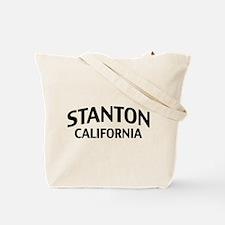 Stanton California Tote Bag