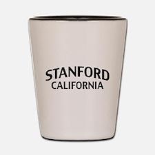 Stanford California Shot Glass