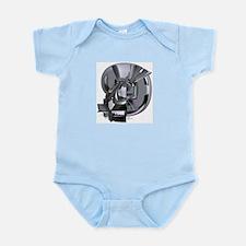 Heavy Metal 9 Infant Creeper