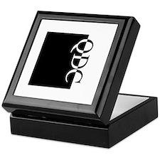 QDC Typography Keepsake Box