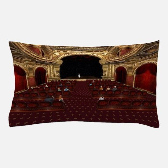 Grand Opera Pillow Case