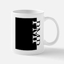 PMP Typography Mug