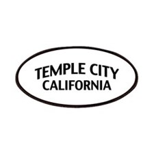Temple City California Patches