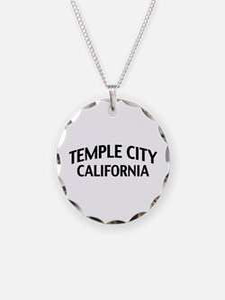 Temple City California Necklace