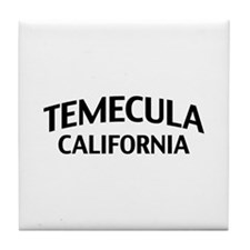 Temecula California Tile Coaster